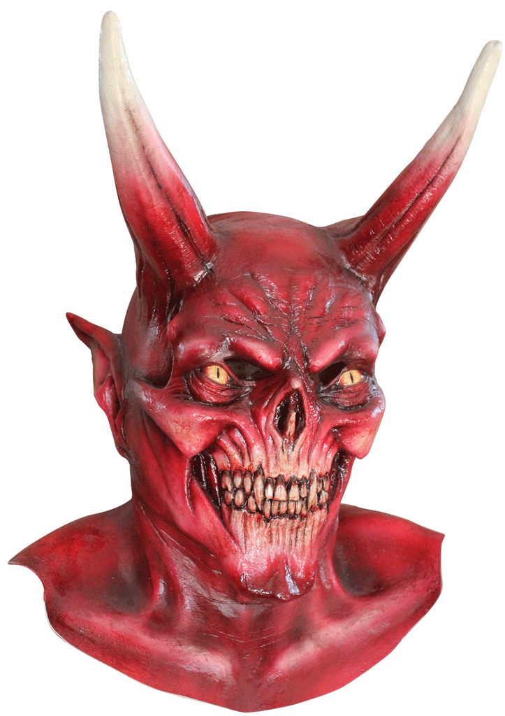 The Red Devil Mask