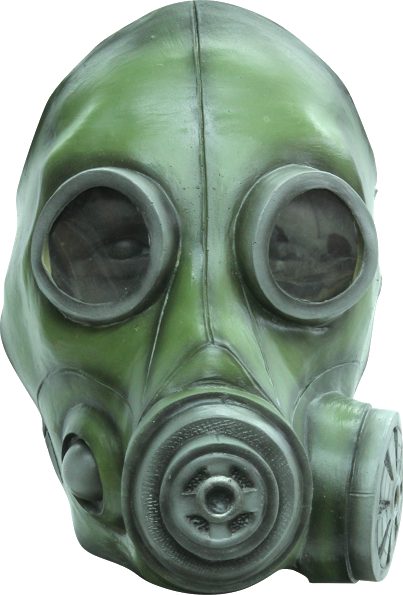 Smoke Mask Green