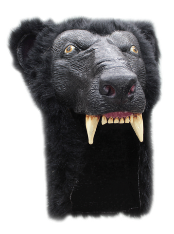 Black Bear Helmet