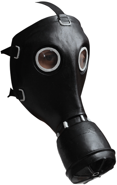 GP-5 Gas Black Mask
