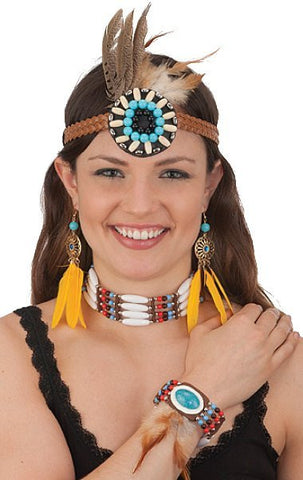 Native American Costume Set