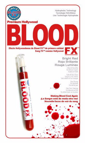 Blood Bright Red Hydrophobic