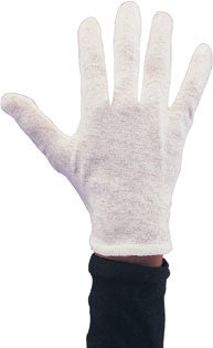 White Gloves Cotton