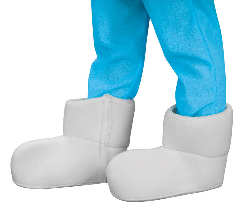 Smurfs Adult Shoe Covers