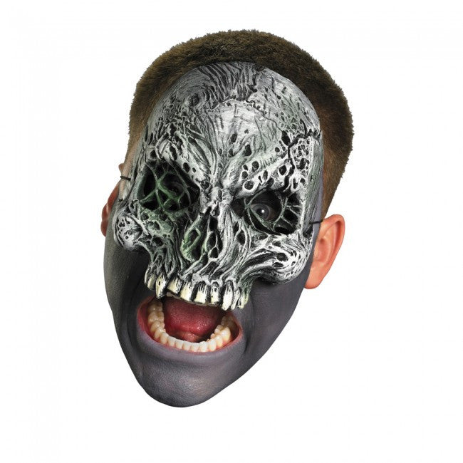 Chinless Dark Skull Mask