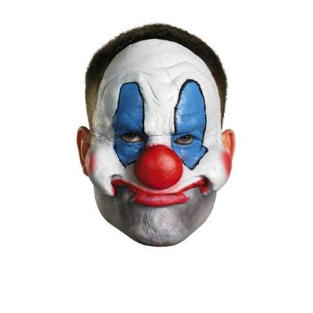 Chinless Evil Clown Mask