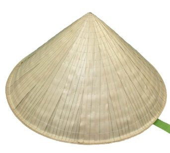 Chinese Pointed Bamboo Hat