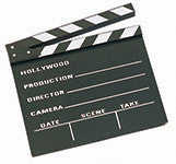 Movie Clapper Board Large Size