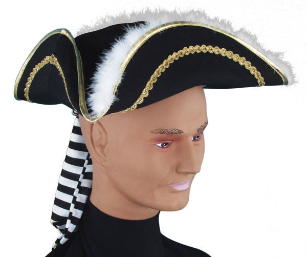 Captain Cook Pirate Hat