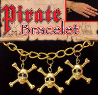 Pirate Bracelet Gold