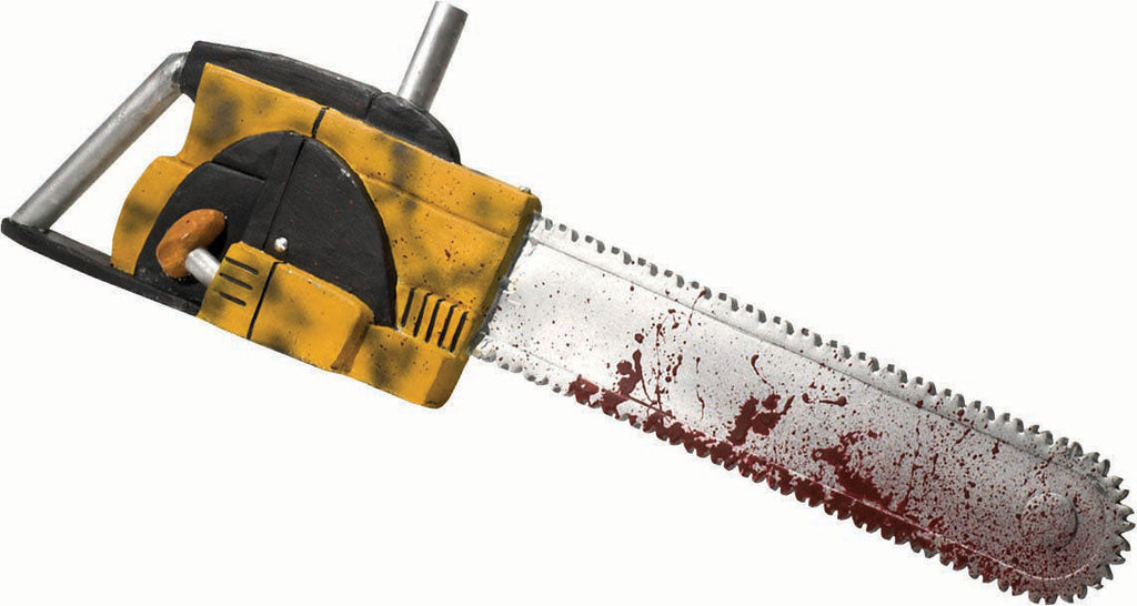 "Leatherface 27"" Chainsaw"