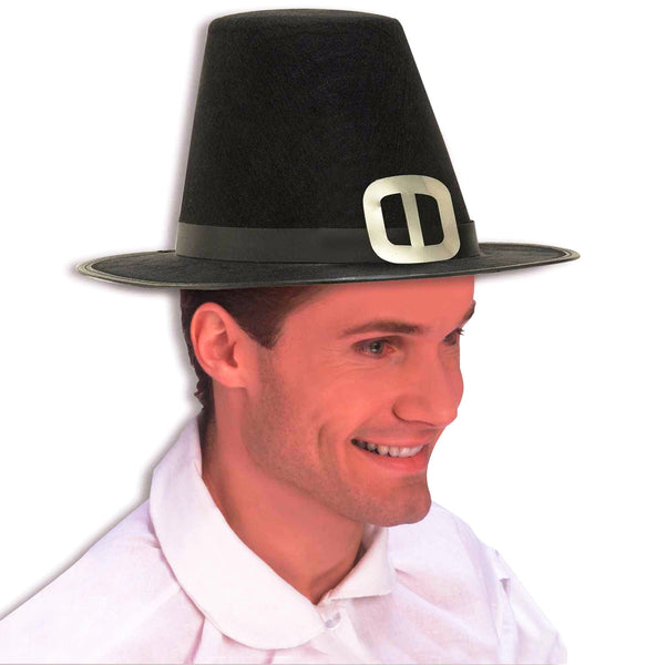 Pilgrim Man Hat Black