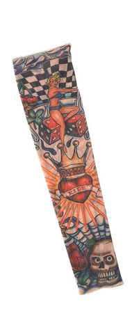 Tattoo Sleeve (King of Hearts)
