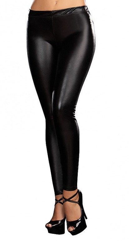 Liquid Leggings Black