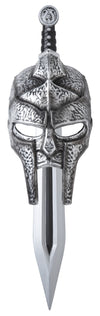 Gladiator Mask and Sword