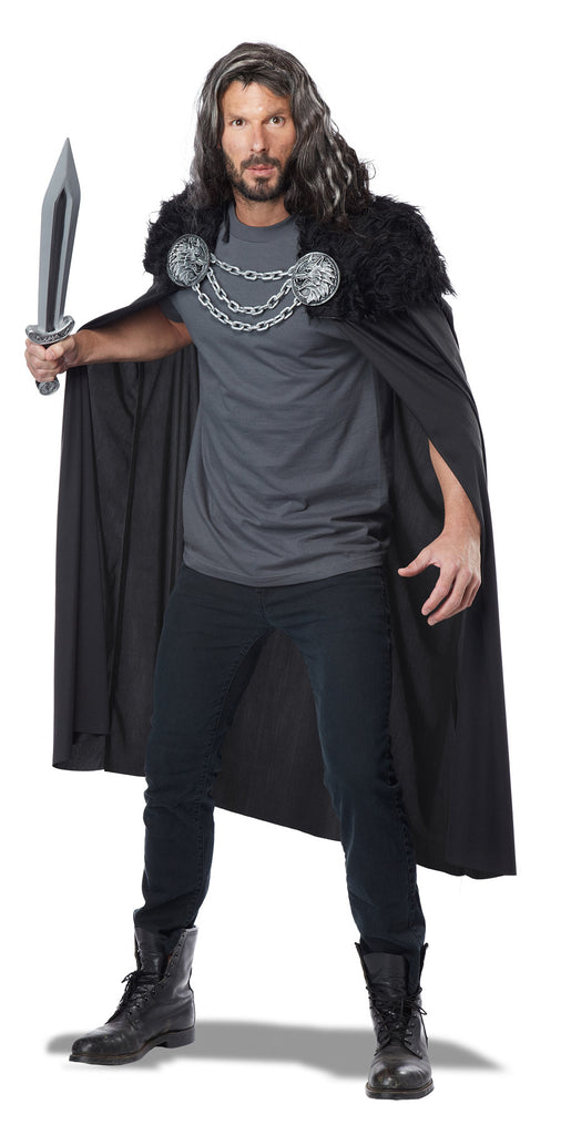 Wolf Clan Warrior Cape