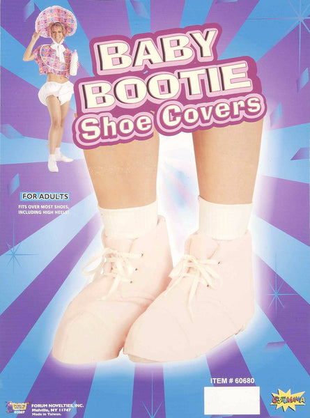 Baby Bootie Shoe Cover Pink