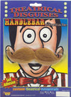 Handlebar Moustache Brown
