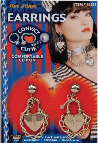 Convict Cutie Earrings