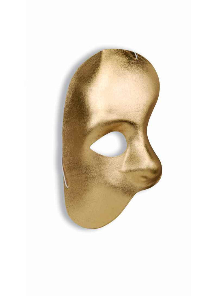 Half Mask Phantom Gold