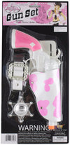 Cowgirl Gun & Holster Set