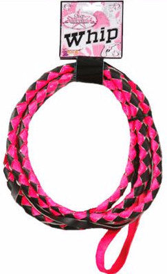 Cowgirl Whip (Pink/Black)