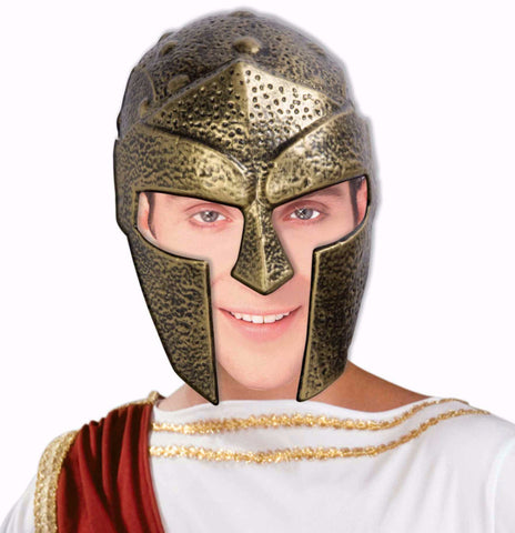 Gladiator Helmet Gold