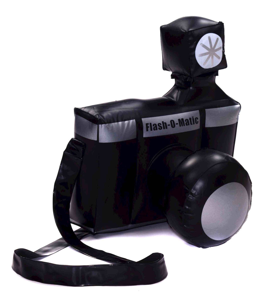 Inflatable Camera