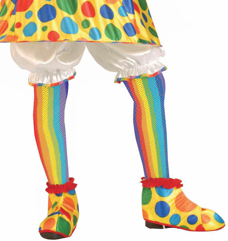 Clown Fishnet Stockings