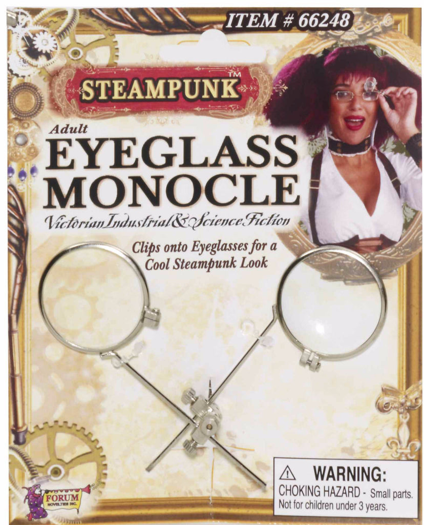 Steampunk Eyeglass Monocle