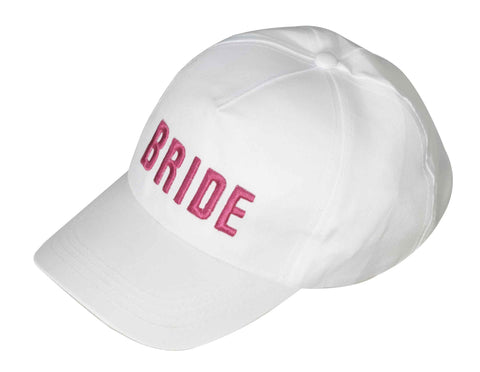 Bride Cap White