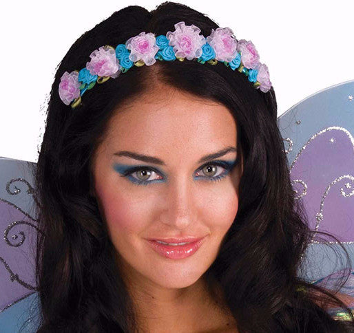 Fairy Headband Blue
