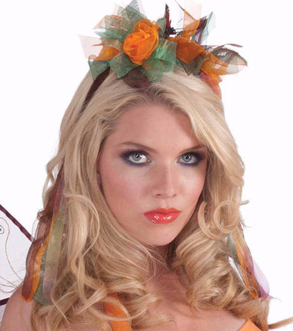 Autumn Fairy Headband