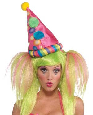 Circus Sweetie Cone Hat