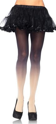 Ombre Opaque Tights