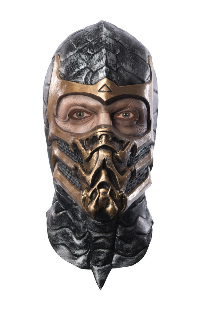 Scorpion Latex Mask