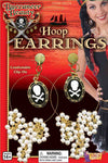 Buccaneer Beauty Cameo Earring