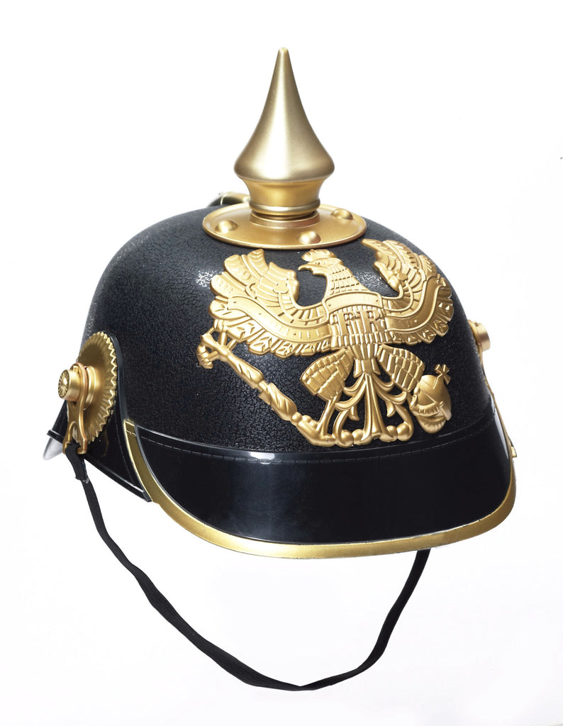 Officer's Helmet