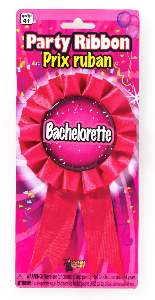 Award Ribbon Bachelorette