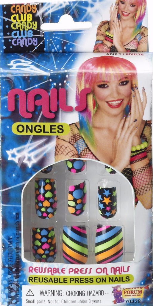 Club Candy Nails