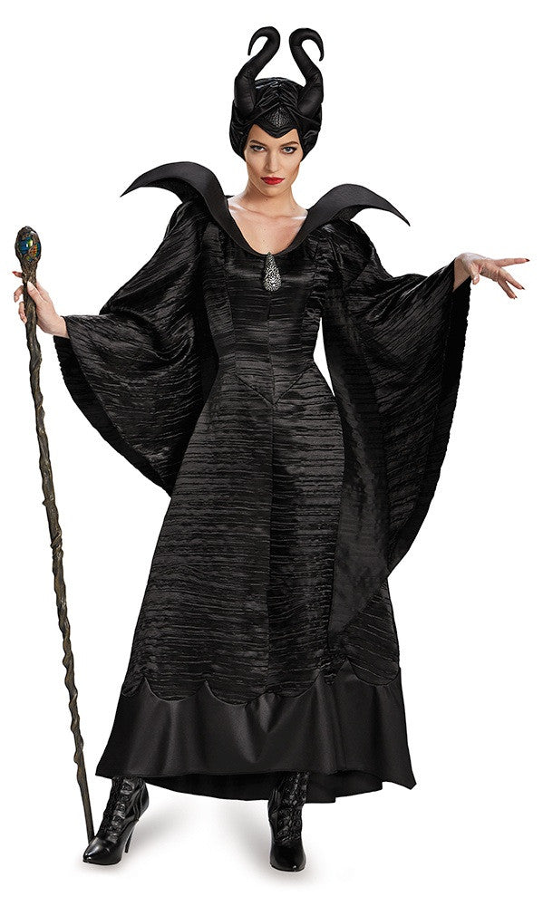 Maleficent Gown