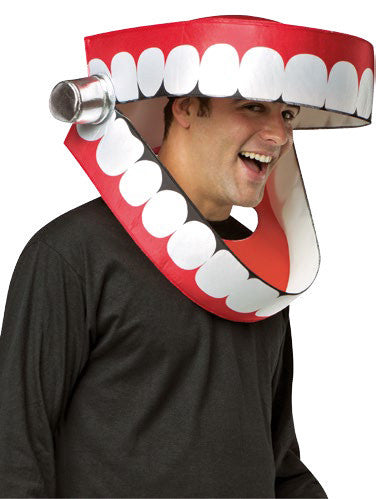 Chattering Teeth Headpiece