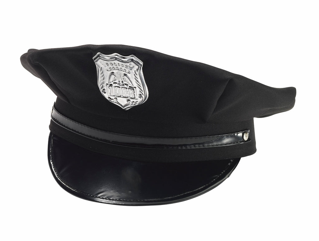 Hat Policeman Cloth