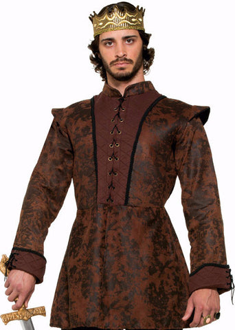 Medieval Fantasy King's Coat