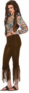 Hippie Fringed Pants