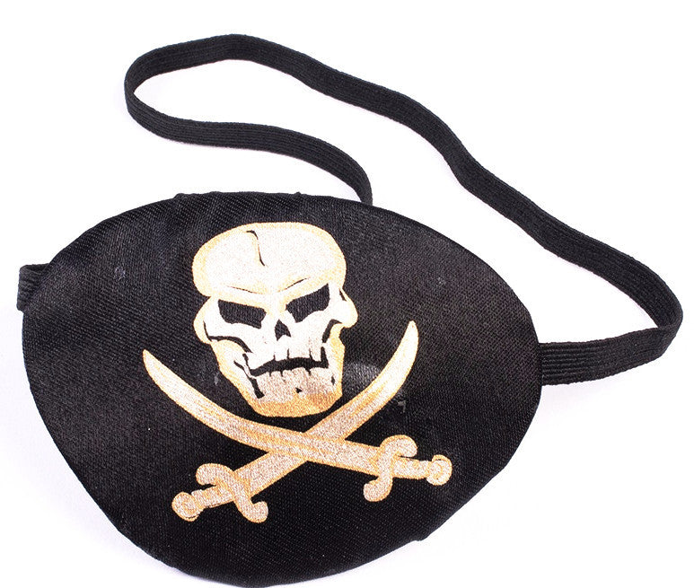 Pirate Eye Patch with Printing