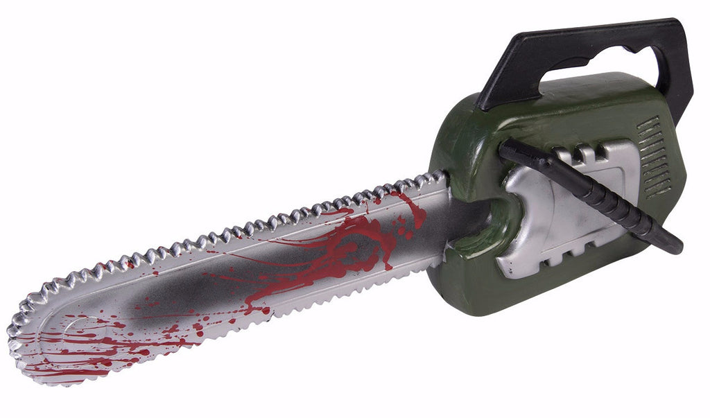 Bloody Chainsaw No Sound 22""