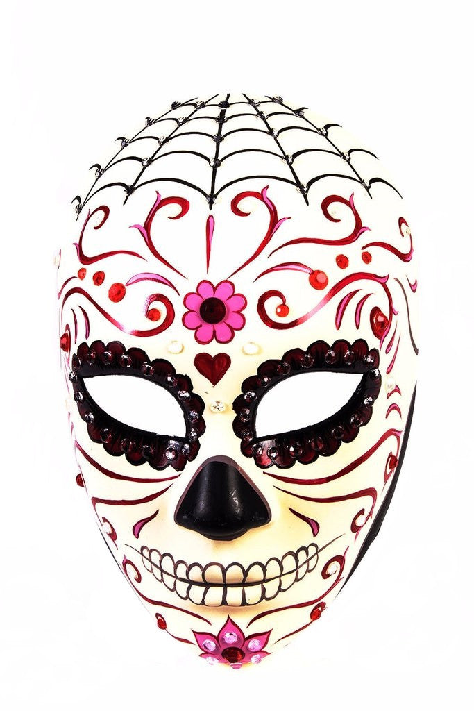 Mask Sweetheart Skull
