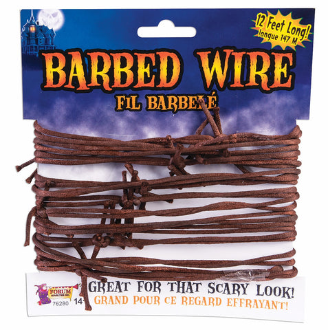 Barbed Wire 12 Feet