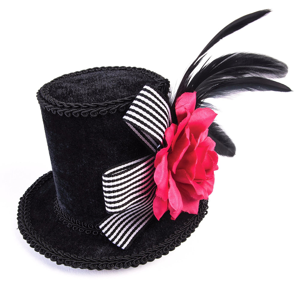 Harlequin Mini Top Hat